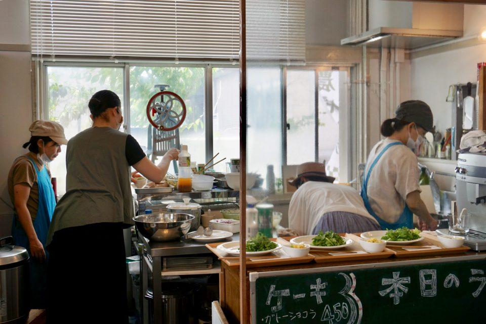 kichi kichi cafe「理科準備室」